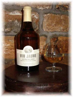 Vin jaune - Clavelin