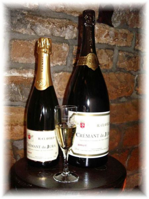 Crémant Blanc - Clavelin